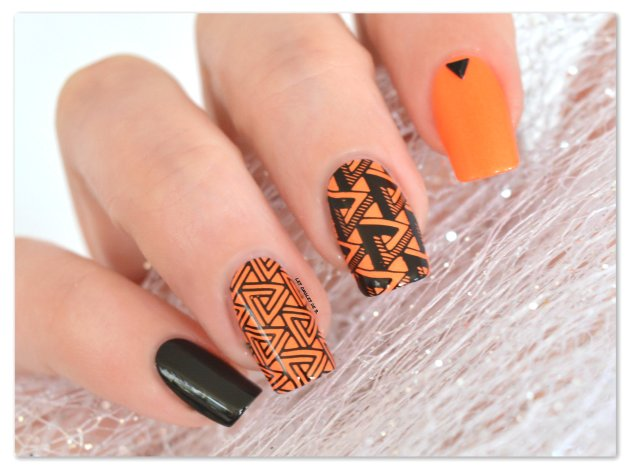 Stamping Master Géométrie - Illusion - Moyou London (4)