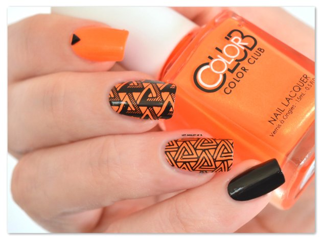 Stamping Master Géométrie - Illusion - Moyou London (6)